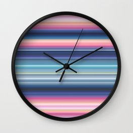 ocean du love Wall Clock
