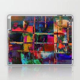 Canvas Abstract Deux Laptop & iPad Skin