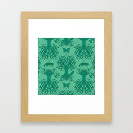 Celtic Forest Framed Art Print