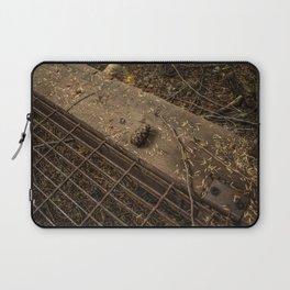 Metal & Wood Laptop Sleeve