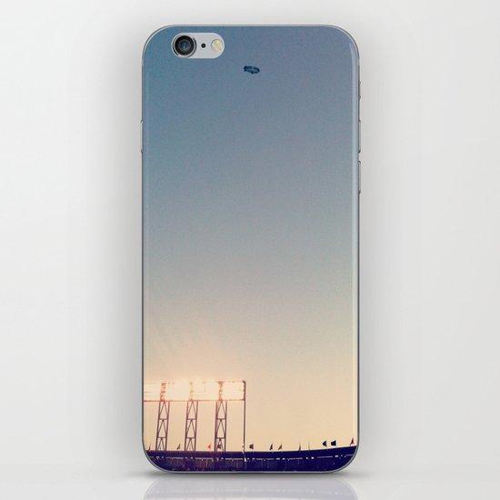 SFGiants Blimp iPhone & iPod Skin