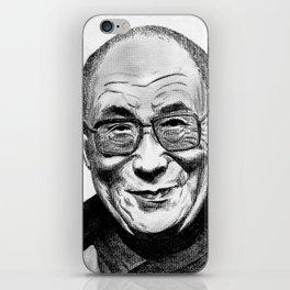 Dalai Lama iPhone Skin