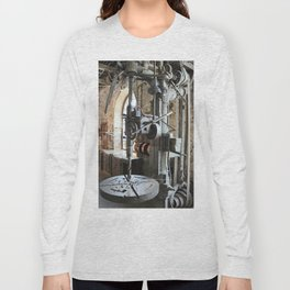 Heavy Industry - Drilling Machine Long Sleeve T-shirt