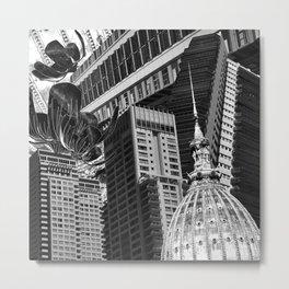 Escape the landscape Metal Print