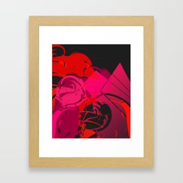 2718 Framed Art Print