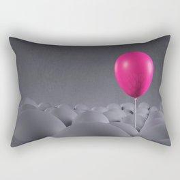be unique Rectangular Pillow