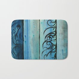 Four Waters Come to Life Bath Mat