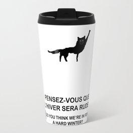 Canis Lupus Travel Mug