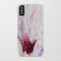 magnolia iPhone & iPod Cases featuring Magnolia by Kay Weber