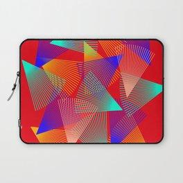 triangle ride Laptop Sleeve