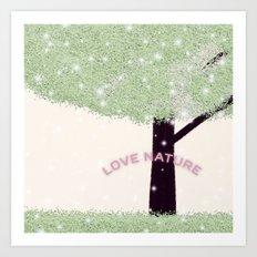 nature-872 Art Print