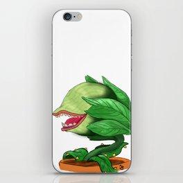 Audrey II iPhone Skin