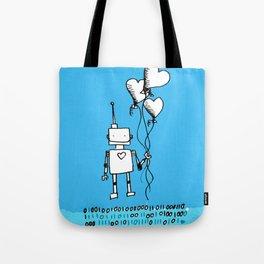 A romantic gesture Tote Bag