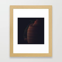 Arrow Framed Art Print