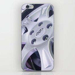 Chery Tiggo Wheel iPhone Skin