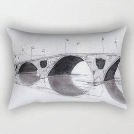 Bridge Rectangular Pillow