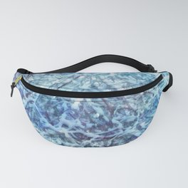 Snowy forest Fanny Pack
