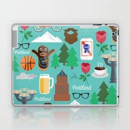 PDX patten Laptop & iPad Skin