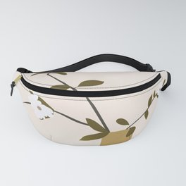 Flowers in the Vase Fanny Pack