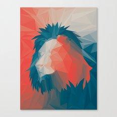 Courage 2 Canvas Print