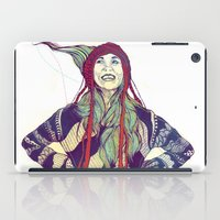 anna iPad Cases featuring AnnA by Andon Georgiev