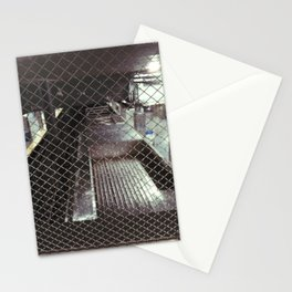above the 2nd st el Stationery Cards