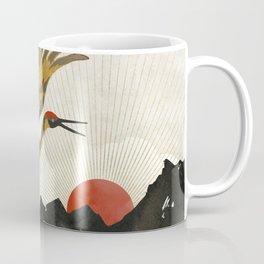 Elegant Flight II Coffee Mug