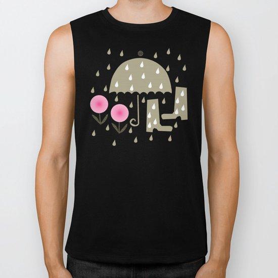 Rain Biker Tank