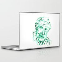 carl sagan Laptop & iPad Skins featuring Carl Jung by echoes