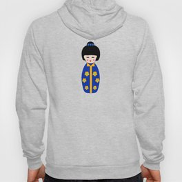 Japanese girl Hoody