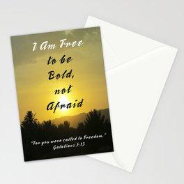 Be Bold Stationery Cards