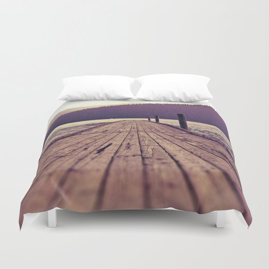 Chinook Duvet Cover