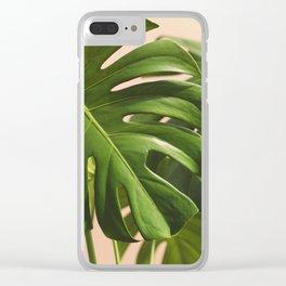 Verdure #2 Clear iPhone Case