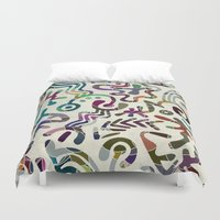 play Duvet Covers featuring Play! by Angelo Cerantola