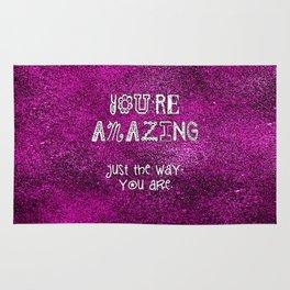 You're Amazing Rug