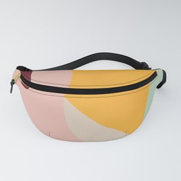 Ziz Abstract Painting Fanny Pack