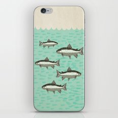 Schubert - Trout Quintet, D. 667 iPhone & iPod Skin