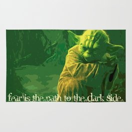 Yoda | Star War Art Rug