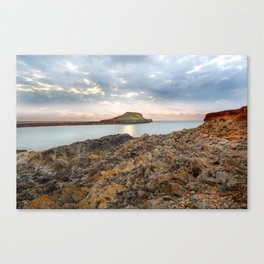 Worms Head Canvas Print