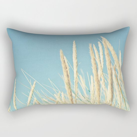 Beach Grass Rectangular Pillow