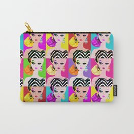 Pop Art Barbie Carry-All Pouch