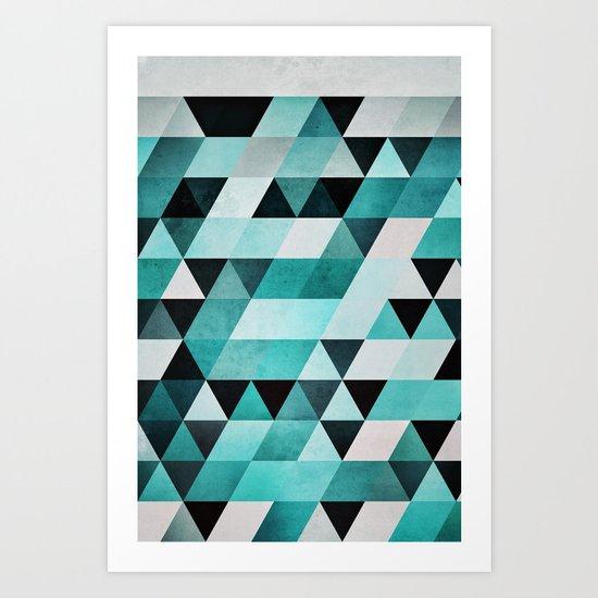 syb zyyro Art Print