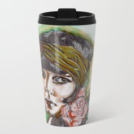 Flapper Girl Travel Mug