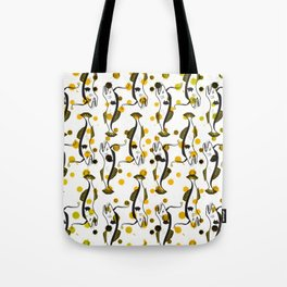 Lucky Fish 2/3 Tote Bag