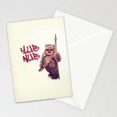 Yub Nub Stationery Cards