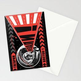 Gagarin - Poyekhali! Stationery Cards