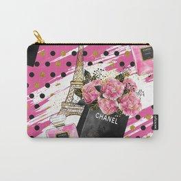 Fashion Paris #1 Carry-All Pouch