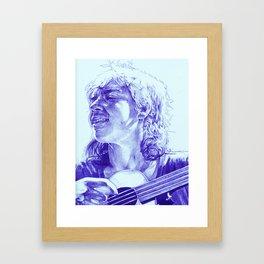 TUnE - yArDs Framed Art Print