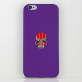Delightful Dhalsim iPhone Skin
