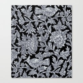 Elizabethan Tapestry Canvas Print